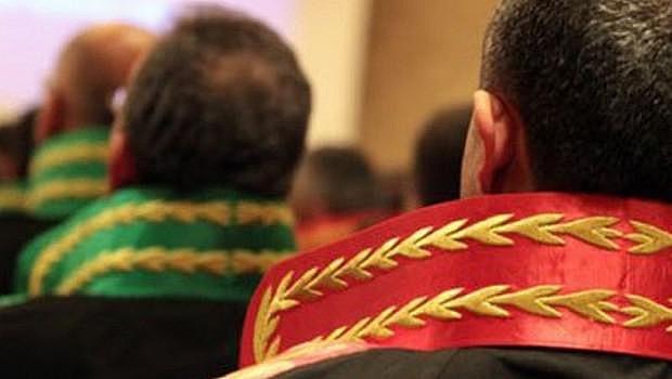 956 hakim ve savcı mesleğe kabul edildi