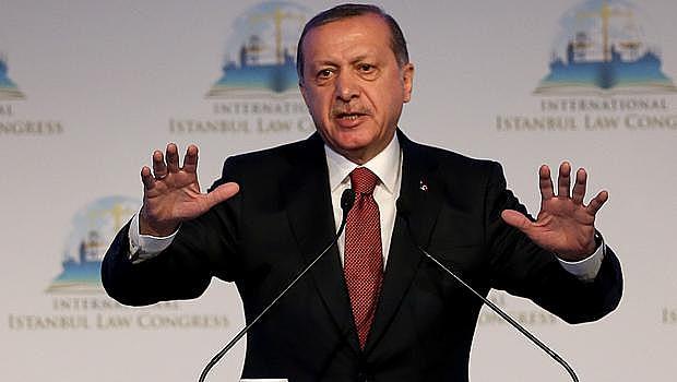 Erdoğan : yargı 15 temmuz'da en hızlı tepki veren kurum oldu