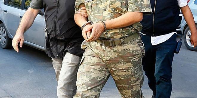 Büyük operasyon... Çok sayıda askere gözaltı kararı...
